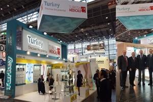 Türkiye'den MEDICA Fuarına 138 Firma İle Rekor Katılım