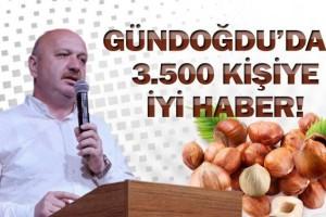 Metin Gündoğdu'dan İyi Haber