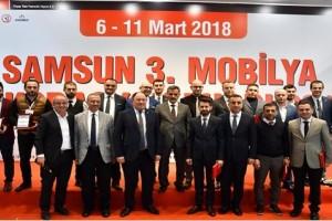Samsun Mobilya Dekorasyon Fuarında Tasarım Ödülleri Sahiplerini Buldu