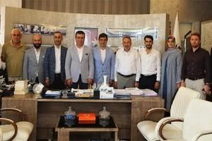 MÜSİAD ' tan Başkan Taşçı' ya Ziyaret