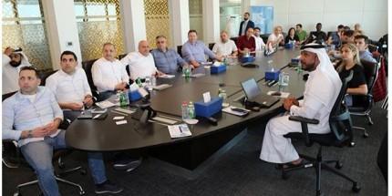 Ordulu İş Adamları Dubai'de