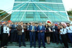 Panaroma Otel Canik'de Açıldı