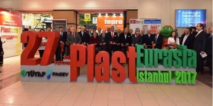 Avrasya'nın En Büyük Fuarı PlastEurasia Açıldı