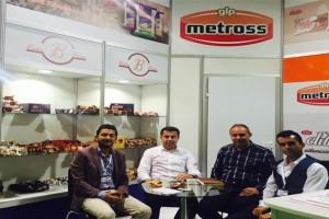 Samsun Gıda, World Food'16 İstanbul Fuarı'nda