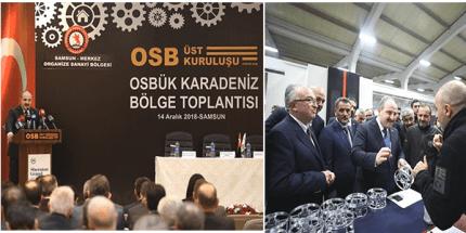 Bakan Varank'tan Samsun'a Sanayi Çıkartması