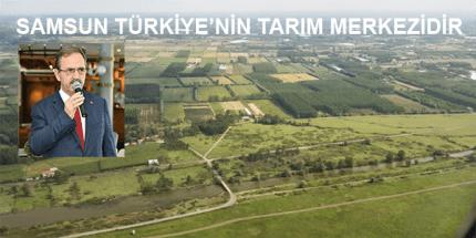 Başkan Zihni Şahin'den Tarım A.Ş Müjdesi