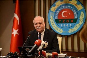 """TZOB Başkanı Bayraktar: """"Böyle Giderse Kırsalda Nüfus Kalmayacak"""""""