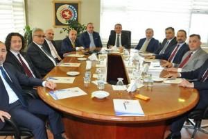 Samsun TSO Yönetiminde Görev Dağılımı Yapıldı