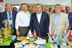 Antalya YÖREX Fuarı'nda Samsun Ürünleri Türkiye'ye Tanıtılıyor