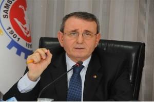 """Başkan Murzioğlu'ndan """"Yerli Üretim"""" Uyarısı"""