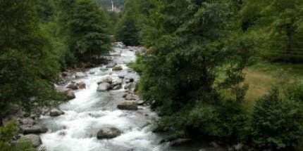 Trabzon'a Bir HES Daha