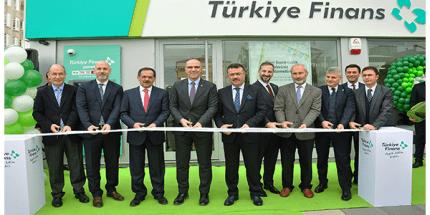 Türkiye Finans Samsun'da 4. Şubesini Açtı