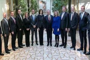 TÜSİAD Yönetim Kurulu Başkanlığına Erol Bilecik Seçildi
