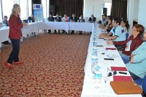 Samsun TSO'da Erasmus Fırsatları Anlatıldı