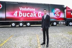 Vodafone 4,5 G'yi Ekonomi Zirvesi'ne Taşıdı