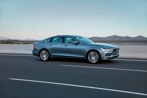 Yeni Volvo S90'ı Samsunluların Beğenisine Sunuluyor