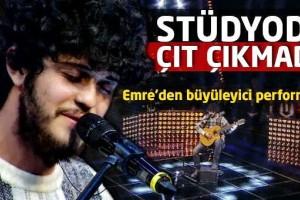 İşte O Ses Türkiye'nin şampiyonu Emre Sertkaya Oldu