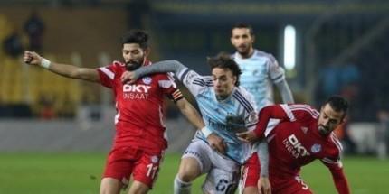 Fenerbahçe Seriye Devam Ediyor