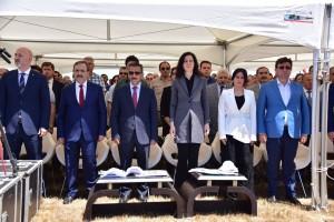 Yakakent Atıksu Arıtma Tesisi'nin Açılışı Gerçekleştirildi