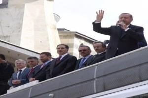 Cumhurbaşkanı Erdoğan Rize'de Vatandaşlara Seslendi