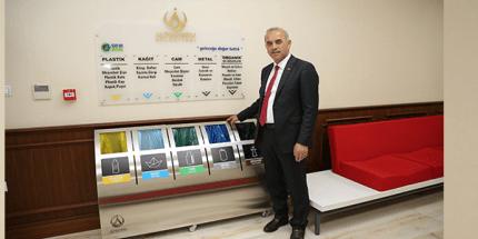 Altınordu Belediyesi'nin Sıfır Atık Projesi'ne Desteği Sürüyor