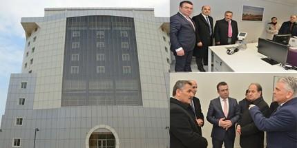 Atakum'a Hastane Müjdesi, Pazartesi Günü Hizmet Vermeye Başlıyor