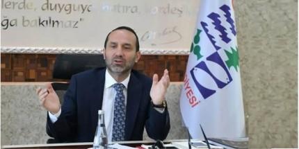 Ünye Belediye Başkanı Görevden Alındı