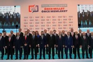 Erdoğan, AK Parti'nin ve Cumhur ittifakının Ankara Adaylarını Açıkladı