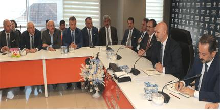Grup Toplantısında Başkan Karaduman'dan Önemli Mesajlar