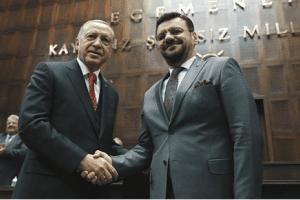 İyi Parti'den İstifa Eden Manisa Milletvekili Tamer Akkal AK Parti'ye Katıldı