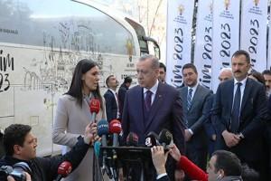 """Ak Parti """"Şehrim 2023"""" Projesini Başlattı"""