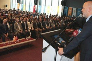 """Başkan Karaduman:  """"Samsun'un Sorunlarına Hızlıca Çözüm Üretmeye Başladık"""""""