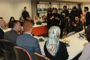 Ak Parti Samsun Belediye Başkan Aday Adayları