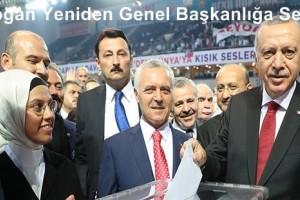 AK Parti 6. Olağan Büyük Kongresi Yapıldı