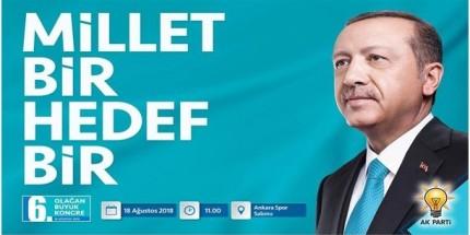 AK Parti'nin Yeni Merkez Karar ve Yönetim Kurulu