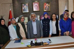 AK Parti'ye Güven Artıyor