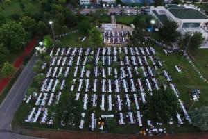 'Büyük Samsun İftarı' Programına Yoğun Katılım
