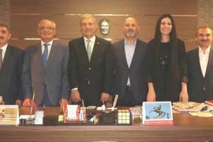 AK Parti Samsun Milletvekilleri Mazbatalarını Aldı