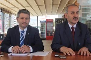 AK Parti İl Başkan Adayı Mehmet Teyyare Basın Mensuplarını Ağırladı