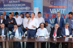 """Orhan Kırcalı: """"Milletimiz Biliyor, AK Parti Güven ve İstikrardır"""""""