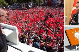"""Başkan Uğur Çelenk: """"Ak Parti, Gücünü Milletten Alan Bir Dava Partisidir"""""""