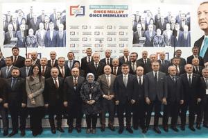 Erdoğan, Ordu İlçe Adaylarını Tanıttı