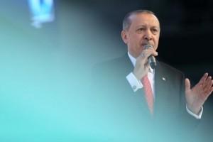 Erdoğan, Seçim Beyannamesini Açıkladı