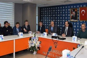ABD'nin Kudüs Kararı AK Parti Grup Toplantısı'nda Kınandı