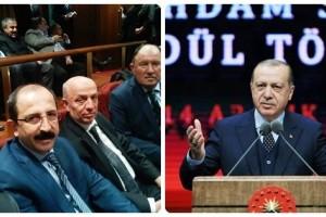 AK Parti İl Başkanı Göksel, 'Cumhurbaşkanımız Müjdelerle Geldi'