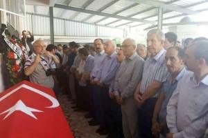 Darbe Şehidi Muhammet Ali Aksu, Alaçam'da Son Yolculuğuna Uğurlandı