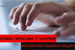 Türkiye'de İnternet ve Sosyal Medya Kullanım Oranı Artıyor
