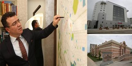 Atakum'da 79 Proje Hayat Buldu