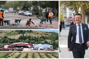 Atakum'da 4 Mevsim Durmak Yok