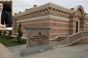 Atakum Osmanlı Hamamlarına Yoğun İlgi